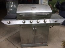 Propane Grill with 4+1 Burners in Fort Leonard Wood, Missouri