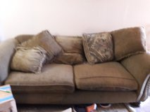 Couch and love seat in Tacoma, Washington