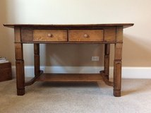 Antique Library Desk in Yorkville, Illinois