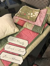 11 Piece Quilted Bedding Set-TWIN in Kingwood, Texas