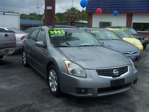 NISSIAN MAXIMA AUTO LOADED 3.5SL COLD AIR ~REDUCED~ in Camp Lejeune, North Carolina