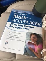 Bob Miller's Math For The Accuplacer Test in Camp Pendleton, California
