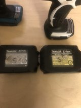 Makita Drills, Charger, & Batteries in Fort Polk, Louisiana