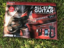 Ion All Star Guitar for Ipad, Ipod or Iphone in Kingwood, Texas