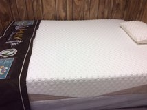 New Queen Memory Foam Temper Pedic Style Mattress in Murfreesboro, Tennessee