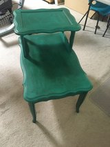 End Table, Nice Size/Storage in Vista, California