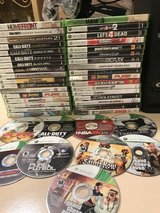 Xbox with 45 games in Fort Leonard Wood, Missouri