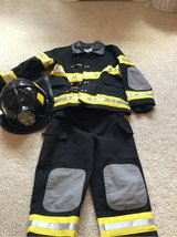 Fireman costume in Chicago, Illinois
