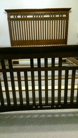 American queen size bed frame in Baumholder, GE
