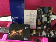 2016 Gibson les Paul studio with case in Vista, California