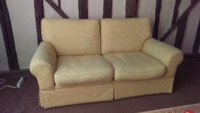 Two seater couch. Need gone asap in Lakenheath, UK
