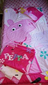 Peppa Pig Twin Bedding Set in Warner Robins, Georgia