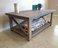 Farmhouse coffee table in Cleveland, Texas