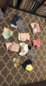 Gap/Carter Baby Girl Apparel in Silverdale, Washington