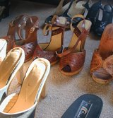 Size 5  &  4.5 ladies shoes, over 30 pairs in Tinley Park, Illinois