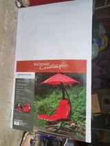 New Outdoor patio hanging lounger chair swing in New Lenox, Illinois