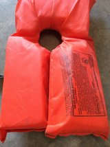 Child's small flotation device in Aurora, Illinois