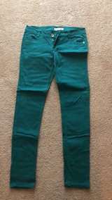turquoise skinny jeans in Perry, Georgia