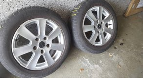 16 inch borbet tires in Grafenwoehr, GE