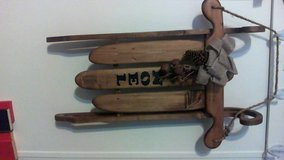 Sled made to order in Fort Leonard Wood, Missouri