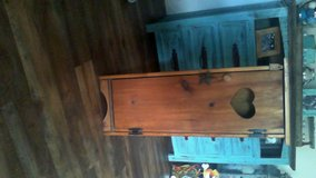 cabinet with ironing board on the back in Fort Leonard Wood, Missouri