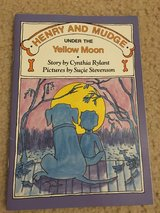 Henry and Mudge under the Yellow Moon book in Camp Lejeune, North Carolina