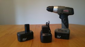 Craftsman Cordless Power Drill in Orland Park, Illinois