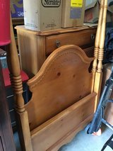 dresser head and footboard matching in Vacaville, California