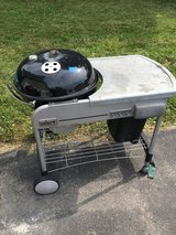 Weber performer grill in St. Charles, Illinois