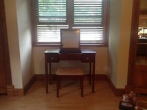 Makeup stand with bench in Sugar Grove, Illinois
