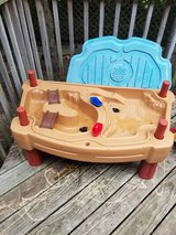 water table in Naperville, Illinois
