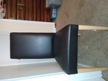 6 Black Dining room chairs in Dover, Tennessee