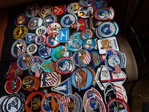 Large Group of Assorted Navy / Areospace Patches in Alamogordo, New Mexico