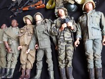 Lot of G.I Joe Figures and accessories in Alamogordo, New Mexico