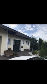 Beautiful upper house half for rent in Burbach in Spangdahlem, Germany