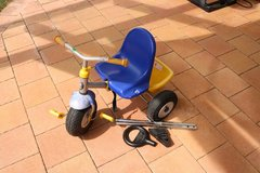 Tricycle w/Parent Bar in Ramstein, Germany