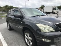 *SALE!* 05 Toyota Harrier *71,000KM! *SPACIOUS* Brand New JCI and Road Tax!* in Okinawa, Japan