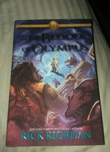 The Blood of Olympus Brand New Hard Back book in Fort Riley, Kansas
