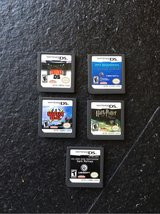 5 NINTENDO DS GAMES in Ramstein, Germany