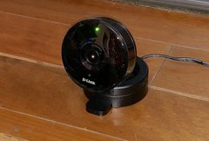 D-Link HD Wi-Fi Camera Indoor Night Vision Remote Access Works with G in St. Louis, Missouri