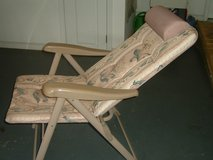 Patio Chair/Recliner in Cherry Point, North Carolina