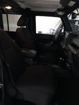 Jeep Wrangler Neosupreme Seat Covers (Front + middle row) in Camp Lejeune, North Carolina