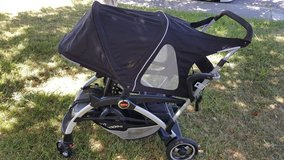 joovy stroller double stroller with car seat adapter in bookoo, US