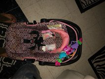 car seat infant with insert from Walmart in Lawton, Oklahoma