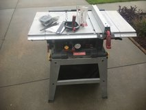 """Craftsman 10"""" Table Saw with Laser Trac in Camp Lejeune, North Carolina"""