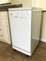 SPT SD-9241W Energy Star Portable Dishwasher, 18-Inch, White in San Clemente, California