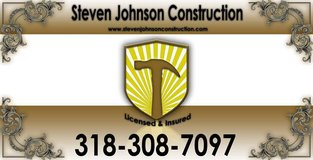 Home Improvements and Repairs in Leesville, Louisiana