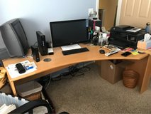 Desk - for office in Travis AFB, California