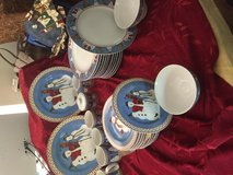 Christmas Dishes in Conroe, Texas