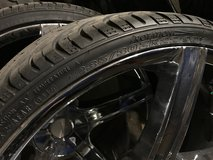22 inch Cavallo rims and tires in Fort Polk, Louisiana